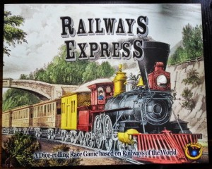 Railways Express, because you can't ever have enough train games