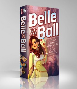 Belle of the Ball: let's throw a fancy schmancy party! (image from KS page)