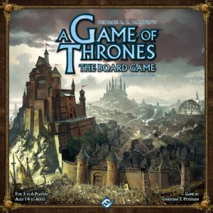 A Game of Thrones: The Board Game, 2nd Ed.