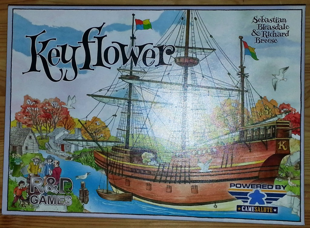 Keyflower (the expansions are in the box...)