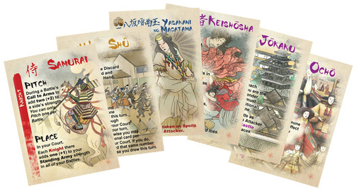 Tenka: Aren't these cards gorgeous?