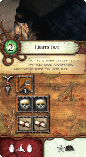 Elder Sign - Adventure cards and this one is actually easy...
