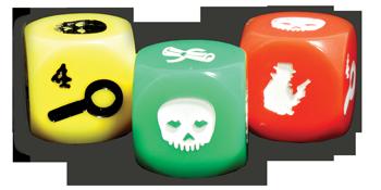 Elder Sign - those pesky, tricky dice