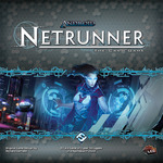 Android: Netrunner - nice asymmetric gameplay