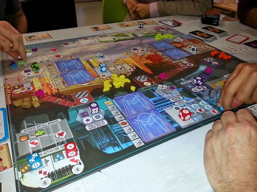Euphoria: 4 player goodness