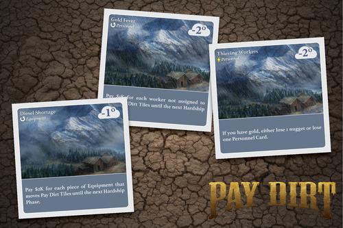 Pay Dirt - Hardship tiles