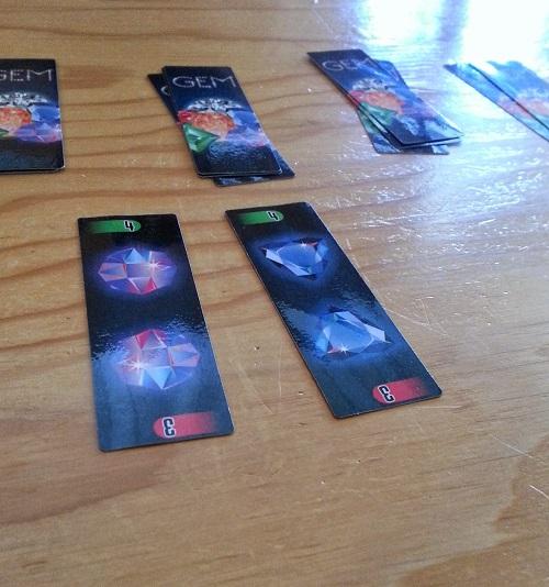 GEM - A 3 player game