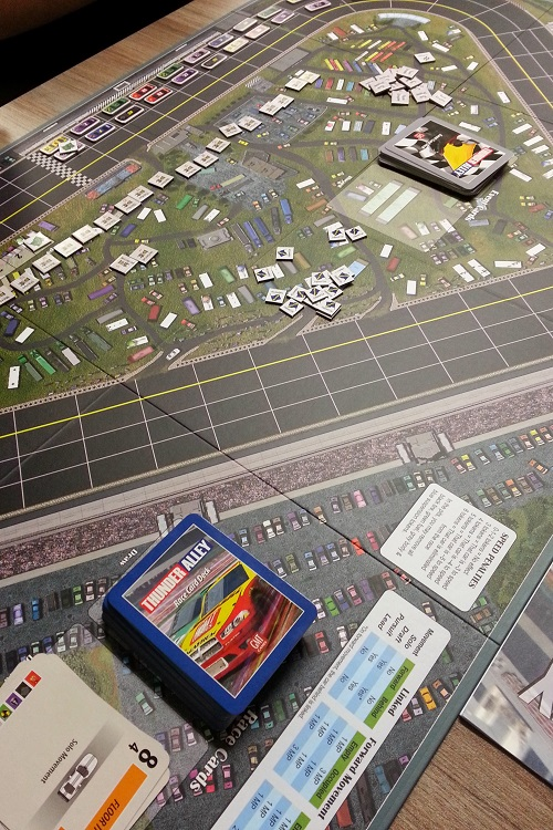 Thunder Alley - a 7 player game!